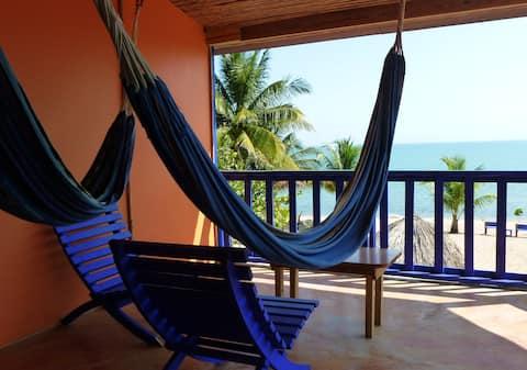 Beach Vacation Rental - Almond Apt AJ Palms