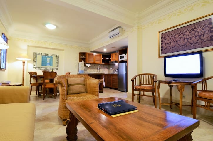 Two Bedroom Suites-Club Bali Suites @ Legian Beach