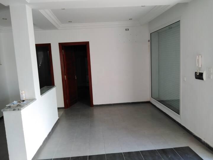 Chambre privée au centre ville de Tunis