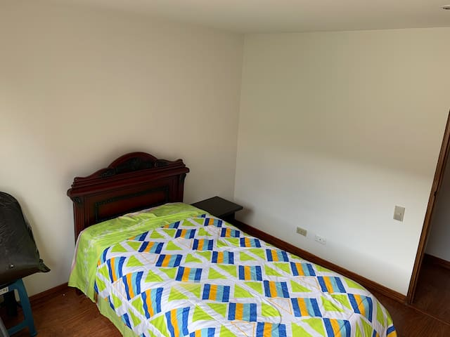 Private room Bella Suiza north of Bogota