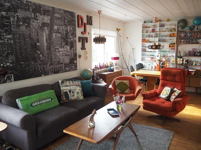 Sjarmerende hus sentralt i Grimstad