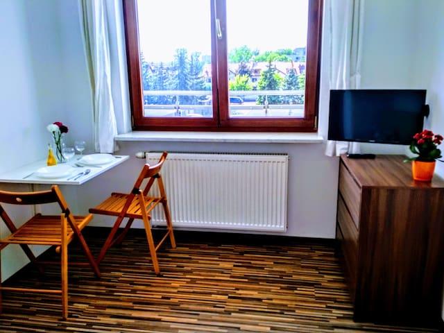 Vitalia Apart Rooms Bobrowiecka, номер комнаты. 1