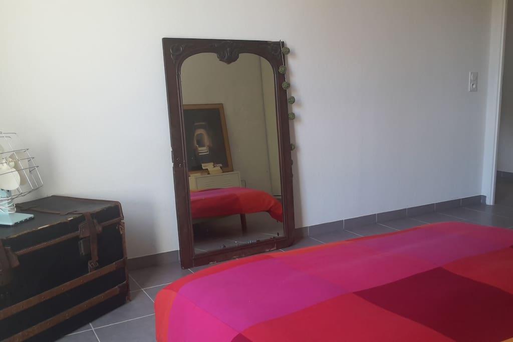 Chambre dans appartement calme et lumineux chambres d for Chambre d hote montpellier