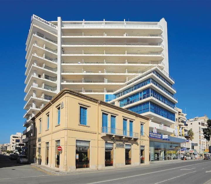 Nicolaides Sea View N106
