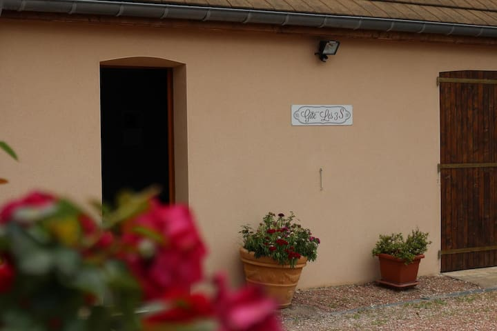 Beautiful holiday cottage LES 3 S