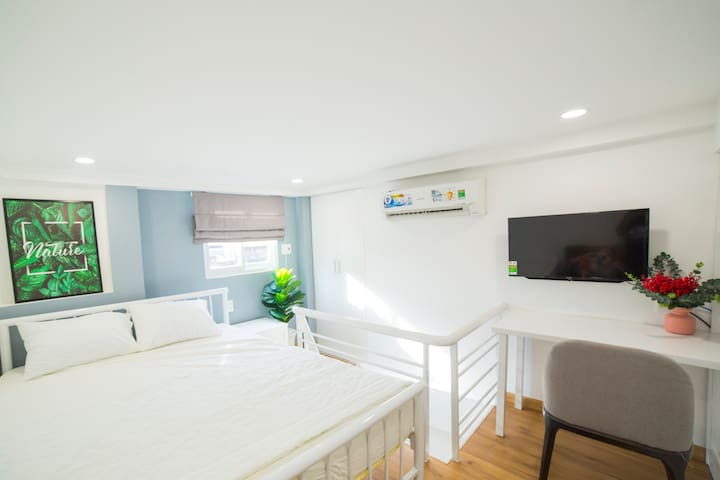 Peaceful Apartment in the Heart of Sai Gon.