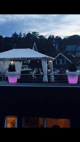 New Funkishouse,central and delicate , roofterrace - Oslo - Hus