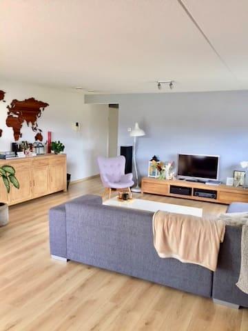 Groot appartement Nijmegen Oost (21 sept - 1 nov)