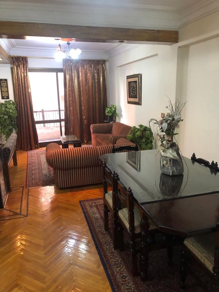 apartment for rent in smouha