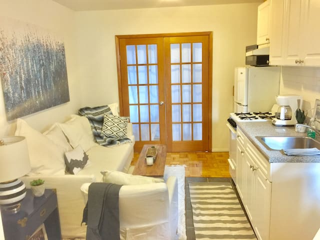 West Village Apartment for 4! - New York - Apartment