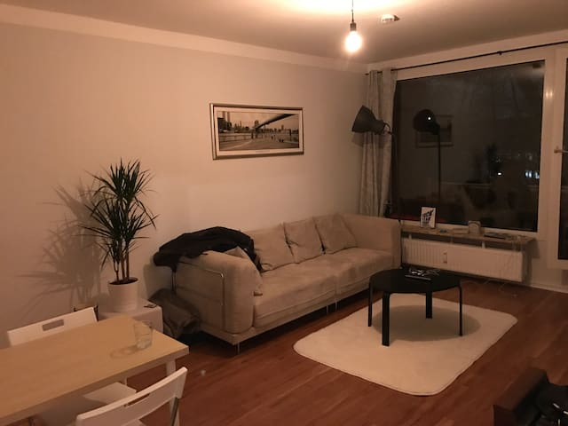 Privat Room| Berliner Tor |Central - Hamburgo - Apto. en complejo residencial