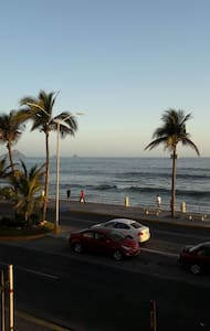 Departamento5 frente al mar, excelente ubicación!! - Mazatlán - Wohnung