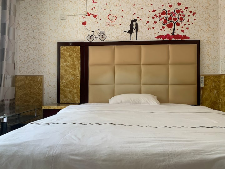 如意——舒适客房,呵护精致睡眠。