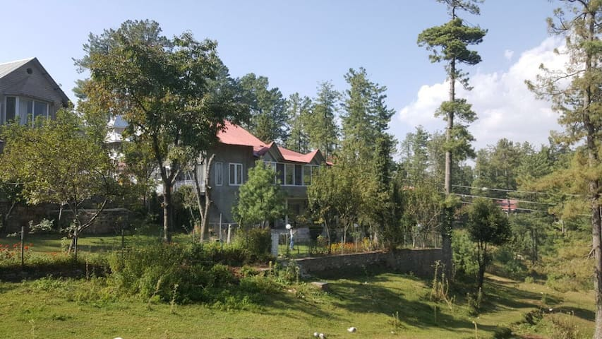 Cloud Nine Villa - Murree, Bhurban