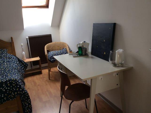 Chambre agréable 5 min centre Louvain la Neuve