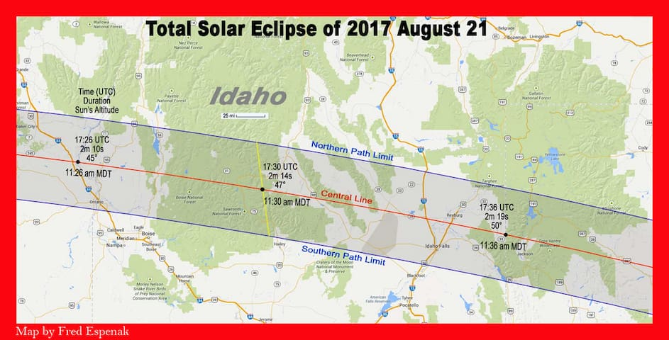 2017 Solar Eclipse Suite