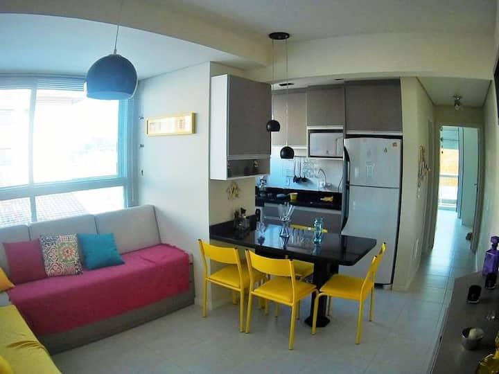 Chiquérrimo apartamento, ótima localização