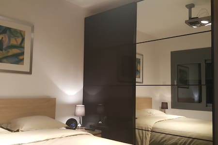 EN-SUITE PRIVATE bathroom & TV (@CityCentre) - Nicosia - Leilighet