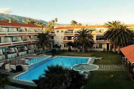 Apartamento en zona turística - acogedor y bonito - Breña Baja - Condomínio