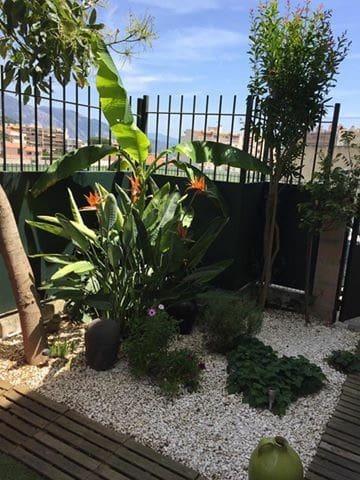 AGREABLE 2 P 45 m2 AVEC GRANDE TERRASSE en RDC - Roquebrune-Cap-Martin