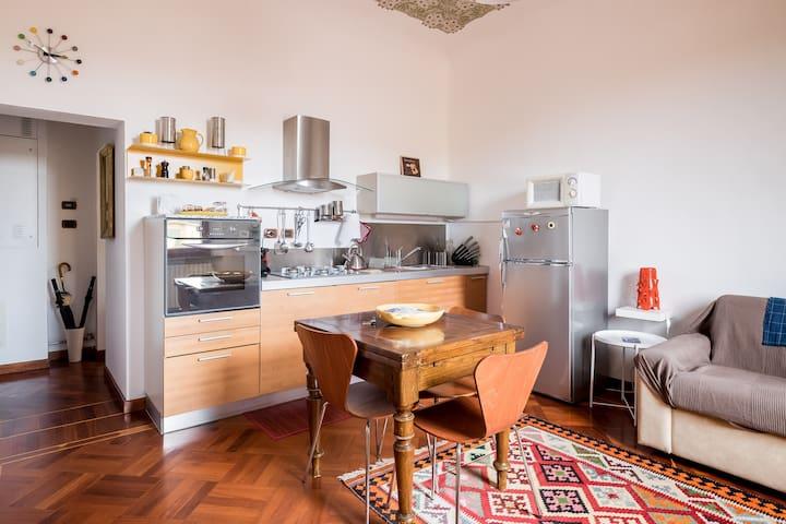 Il Cuore di Bologna, a casa di Fabry