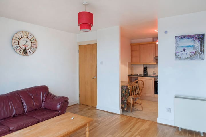 Smithfield Modern city centre apartment