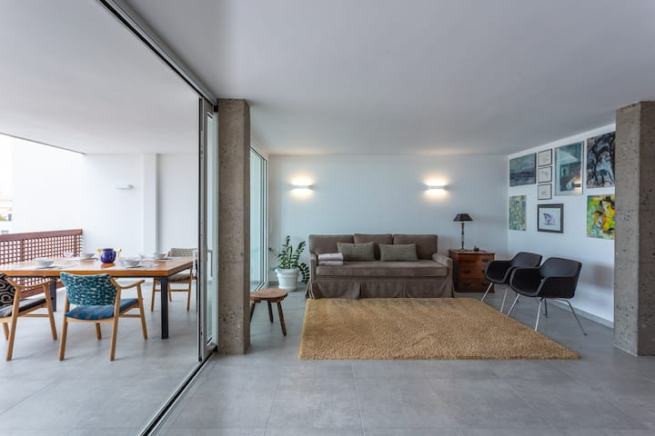 Fantastic Flat with Terrace