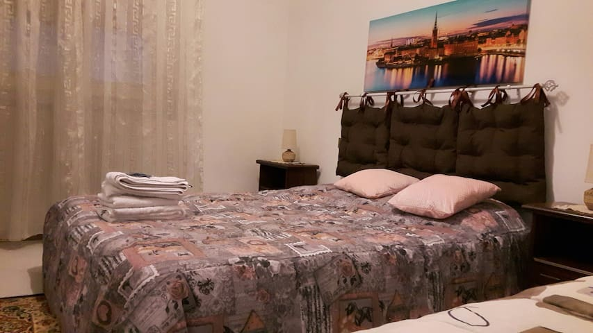 Camera al Porcellino - double room