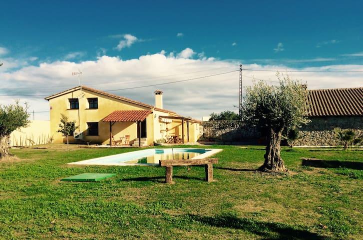 Casa Rural Los Mineros - Villanueva del Duque - Haus