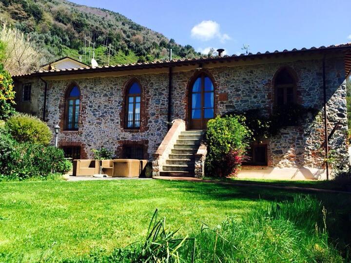 Cottage storico nel cuore della Toscana