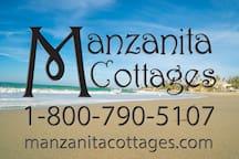 manzanitacottages.com