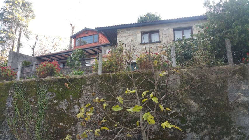Casa Vista Alegre - Penedo Geres - Hus