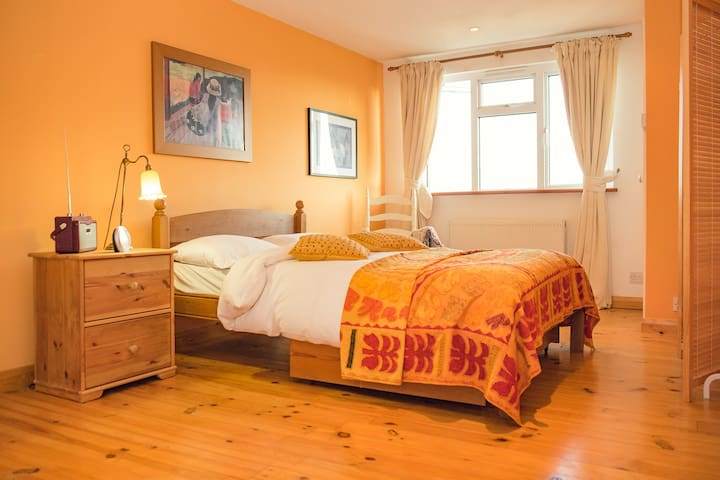 Private double bedroom with ensuite bathroom