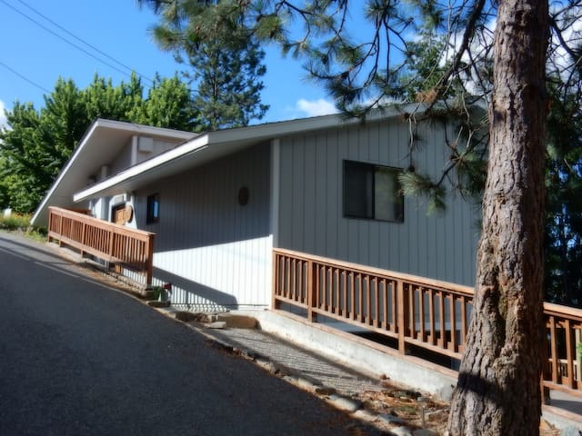 Lake Chelan Waterfront Guest Apartment - Manson - Appartement