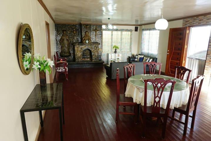 Baguio Getaway House