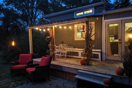 Tiny House Unique Stay in Nature