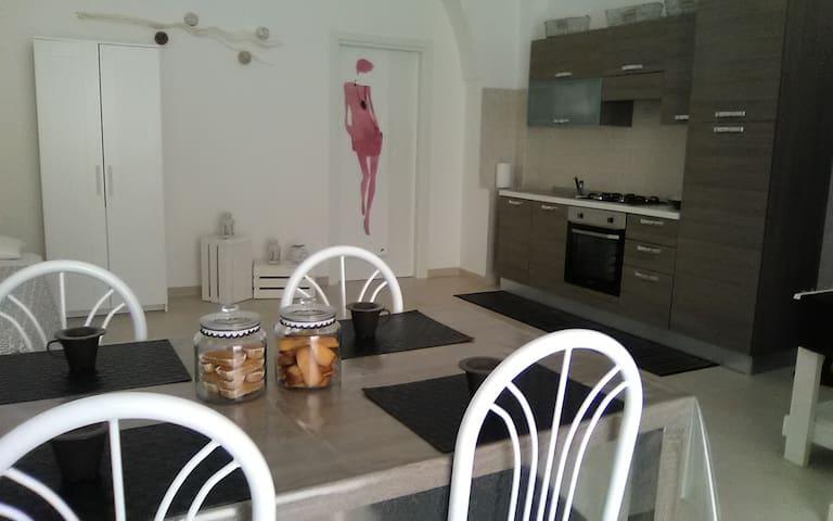 Appartamento, zona centro - Matera - House