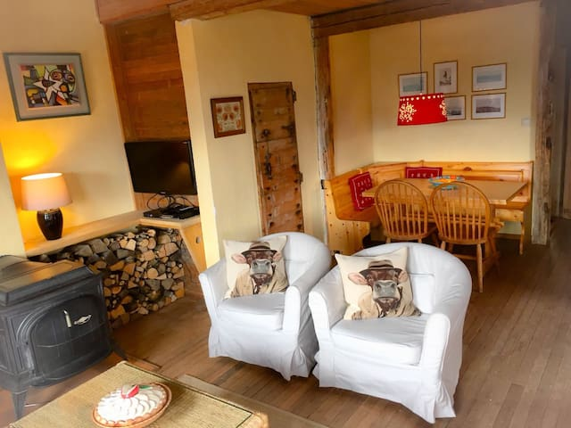 Casa Maria, a family friendly chalet
