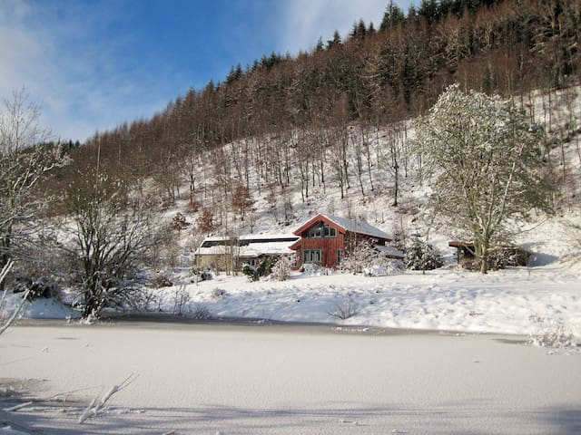 Gorgeous Highland retreat - Beauly - Hus