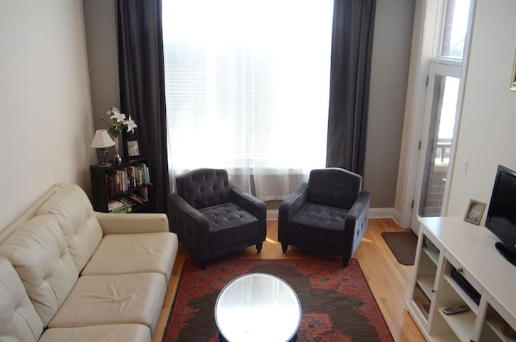 East Lakeview 2 Br Penthouse w/ private balcony 04