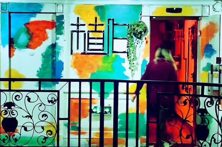 植旧(新街口最繁华的地段,大行宫、夫子庙等南京旅游景点转换最方便快捷区域) - Nanjing - Κοιτώνας