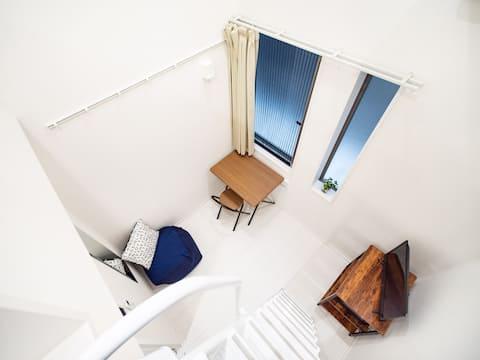 Studio G2~③New LOFT Apartment/Ikebukuro/Free WiFi