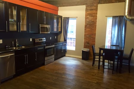 Heart of Olde Towne East Loft - Columbus - Loft