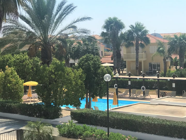 SUMMER OFFER/ Apartment Resort + Pool in Perivolia