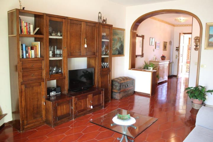 Le Betulle apartment in Lucca's country - Lucca - Daire