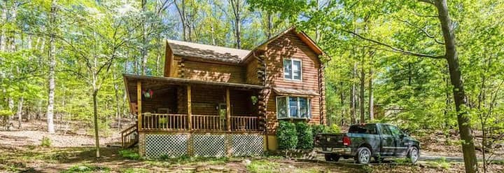 Cabin in the Woods - Weekday Specials!