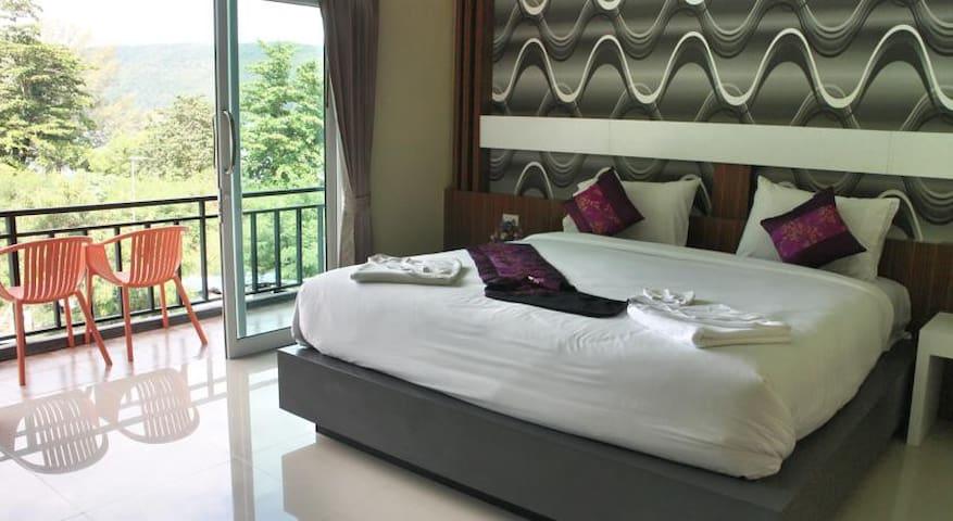 Amazing room close to beach in Phi Phi - Phi Phi Islands - Lägenhet