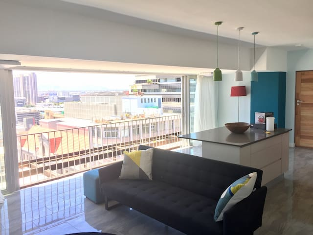 Panoramic Penthouse in Cape Town Historic Quarter - Cape Town - Serviced apartment