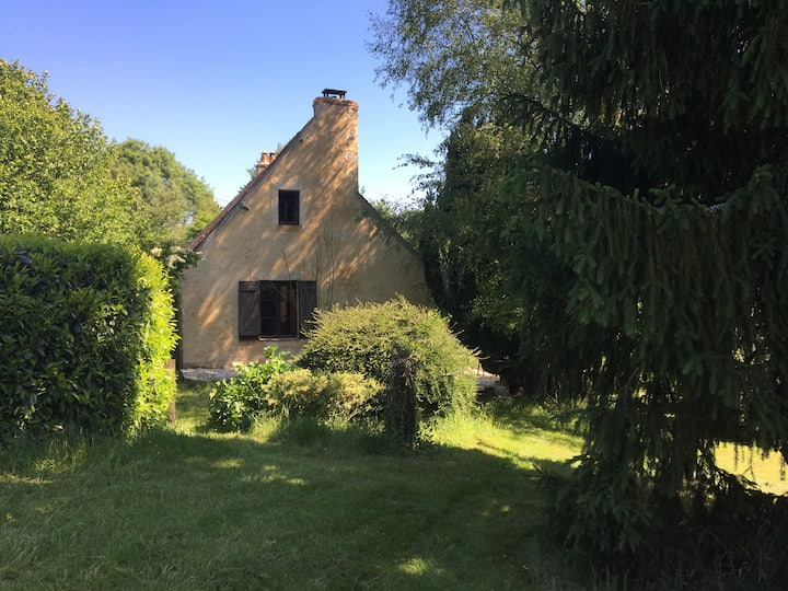 Charming house for 6 near Bellème in the Perche