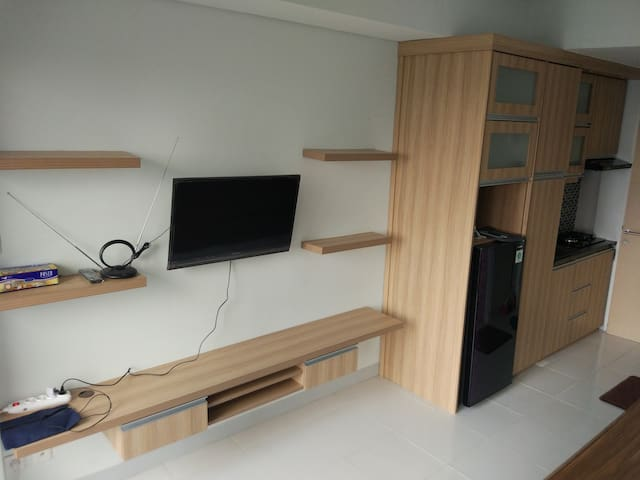 Disewakan/For Rent Studio Furnished Kota Ayodhya